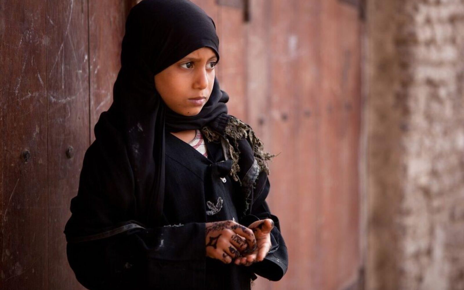 Mädchen wie ich: Eine dreiteilige Serie über Kinderehe in syrischen Familien
