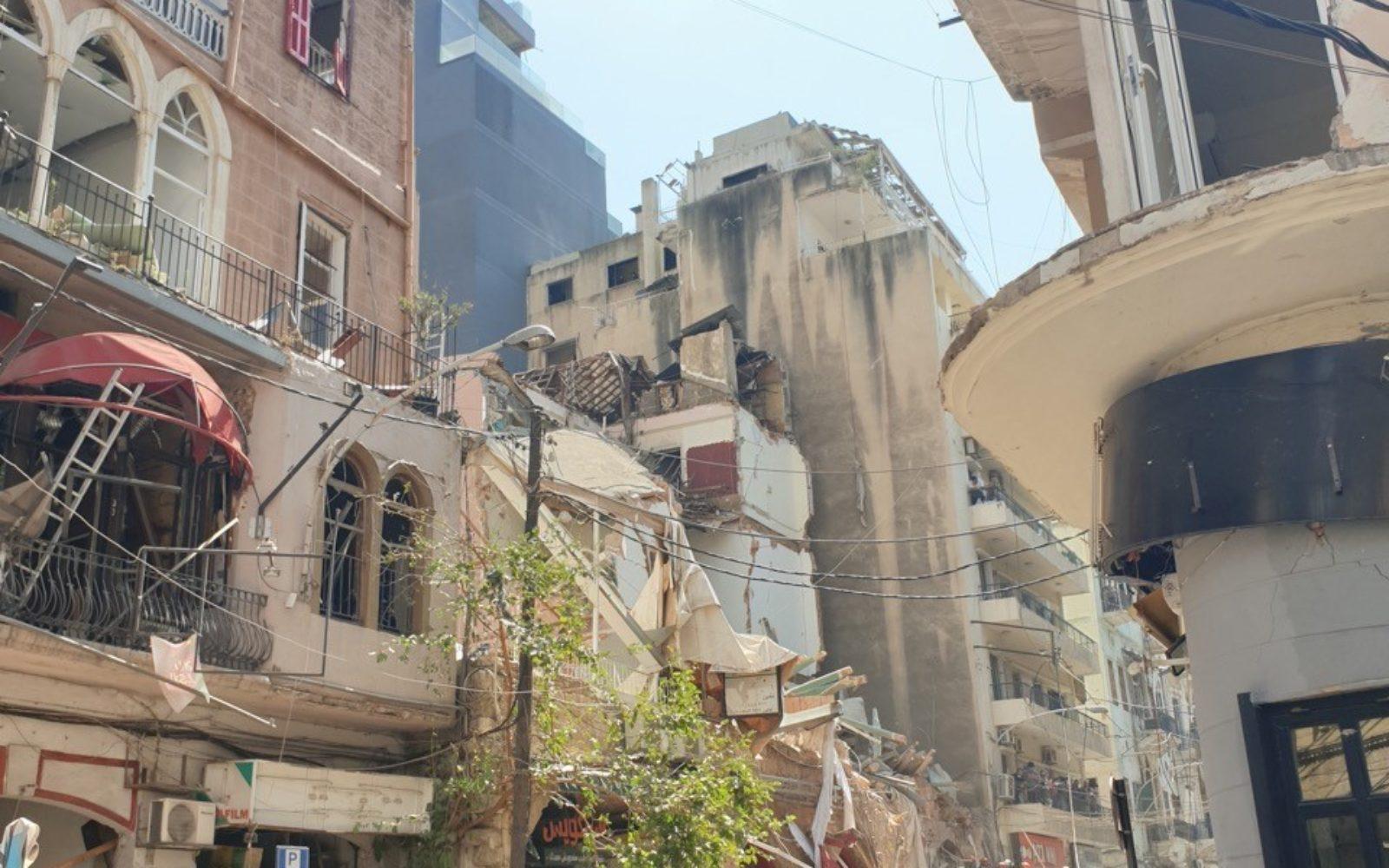 Neues Projekt: Nothilfe für Kinder in Beirut