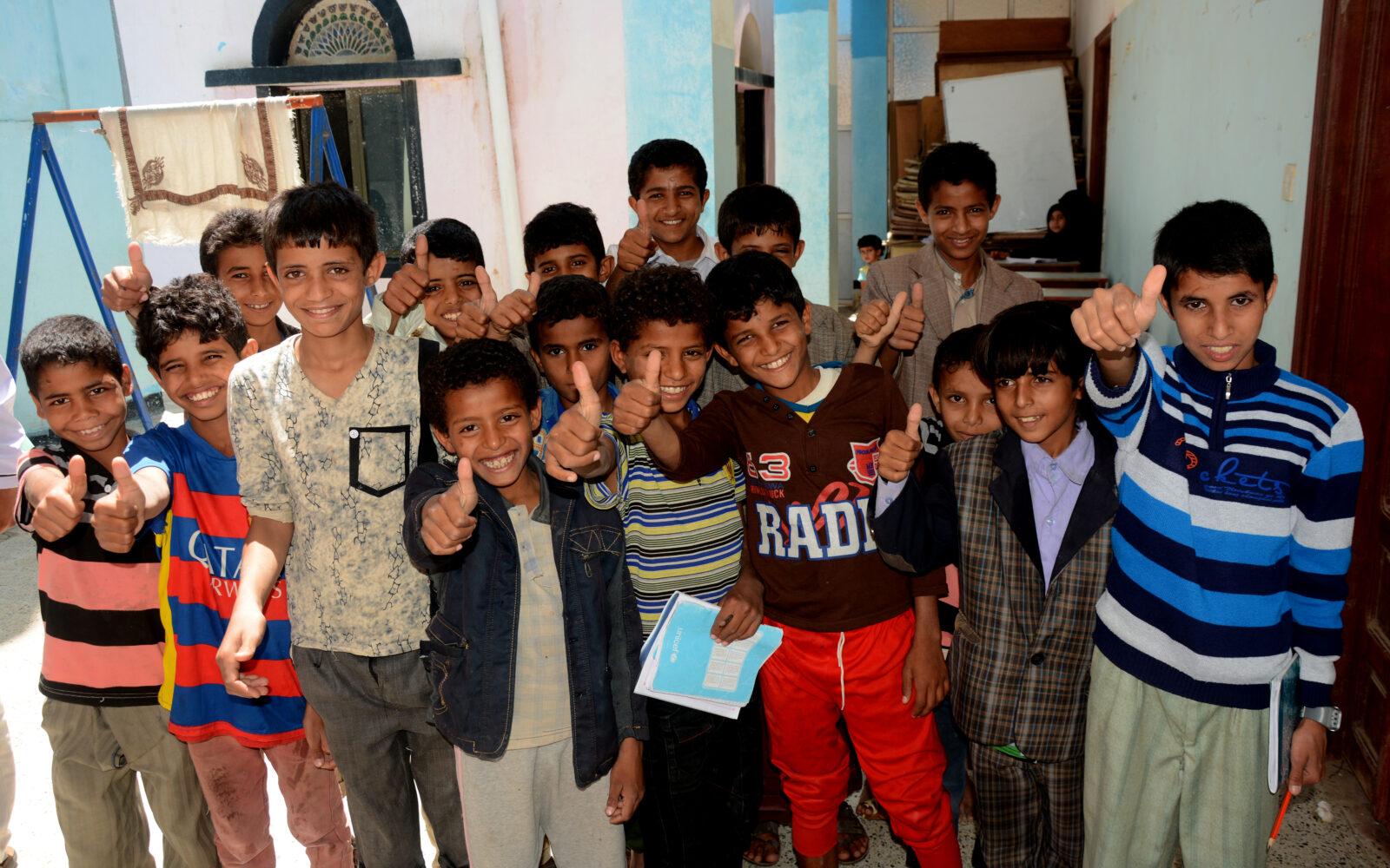 Our new Children's Sponsorship Program